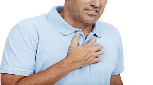 درد قفسه سینه و مشکلات ریوی